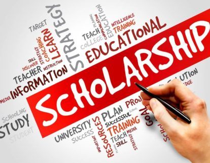 College Scholarship - Education Concept.