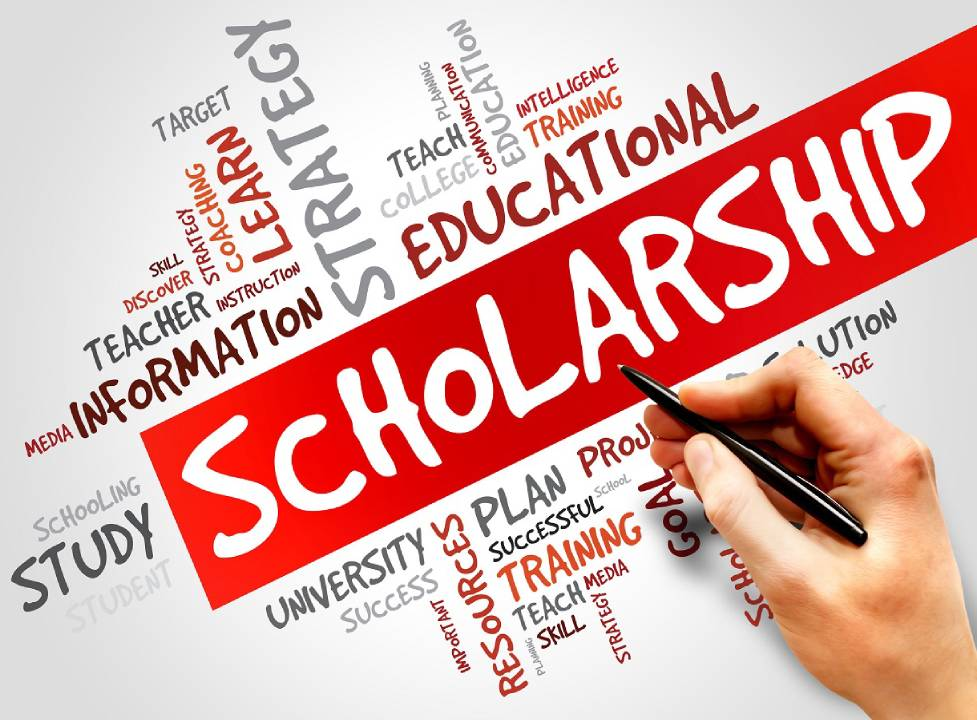 College Scholarship - Education Concept.